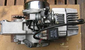 puch-motorblok