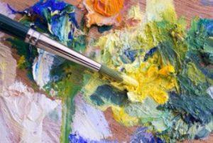 Online schilderlessen volgen