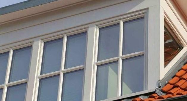 dakkapel glas kozijnen