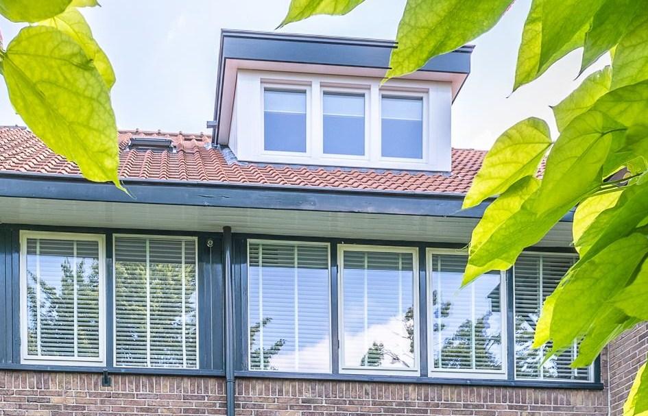 delft dakkapel plaatsen plat dak